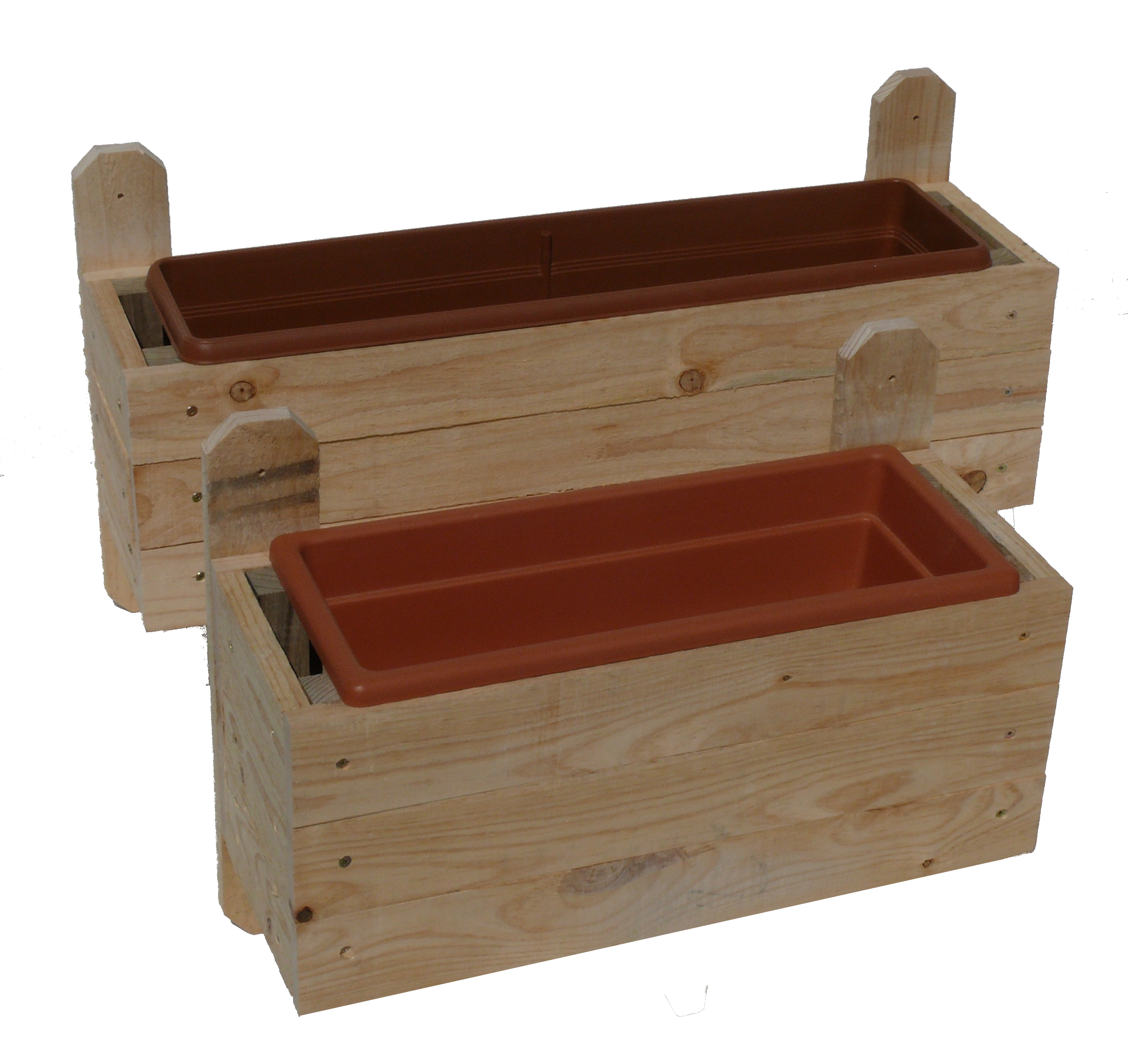 Planter Box 75, Wall Mountable