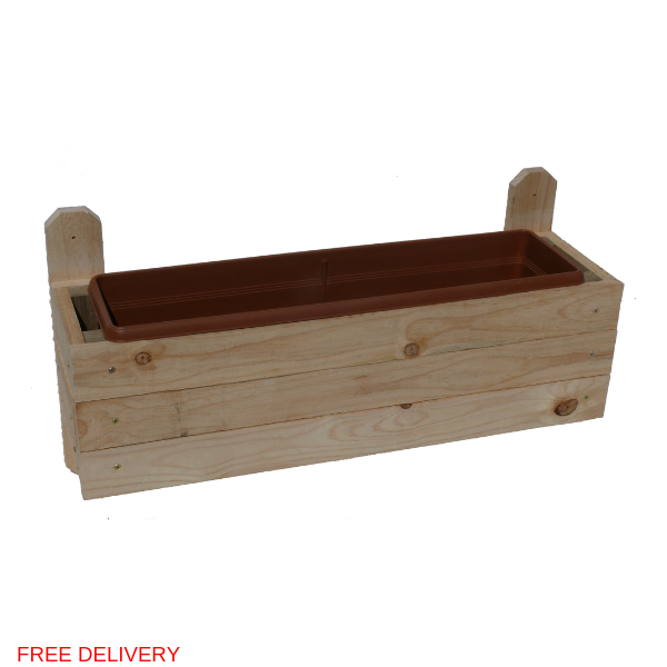 Window Sill Planter 75 cm