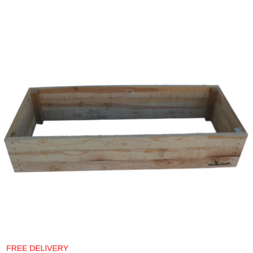 Bottomless Raised Bed Rectangular