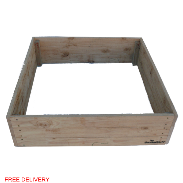 Bottomless Raised Bed Square