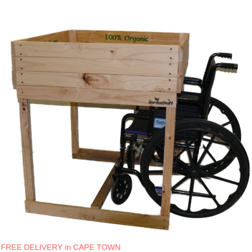 Wheel Chair Friendly Planter