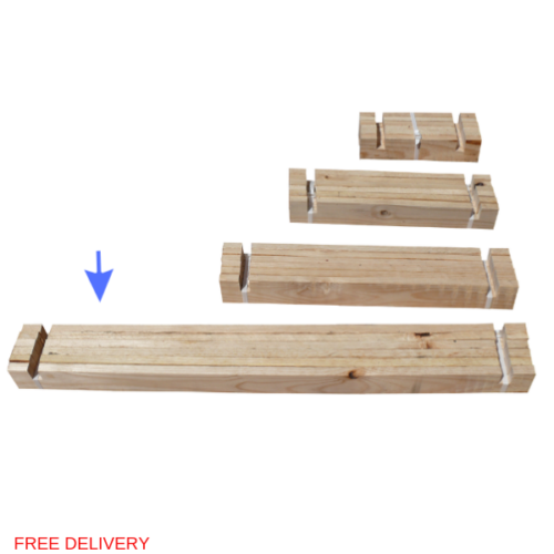 Raised Bed XL Slats