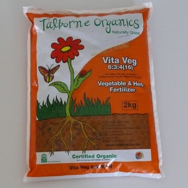 Organic Fertiliser