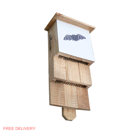 tree mountable bat box